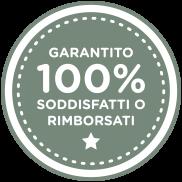 CALMAMENTE Garanzia 100 per cento